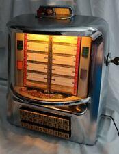More details for 1955 seeburg 3wa 200 selection jukebox wallbox *working* wurlitzer rockola