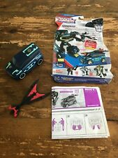 Transformers Animated Decepticon Soundwave Deluxe Class 2008 COMBINE SHIPPING