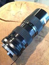 Tefnon Zoom Macro lens F3.5 70-162mm PK Pentax Mount. Clean