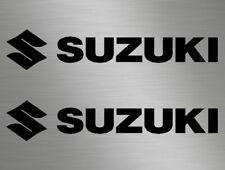 Suzuki Motorcycle Tank Fairing Helmet Vinyl Decals Stickers Medium any Colour