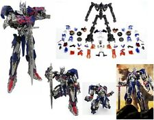 Transformers Takara Dual Model Kit DMK 03 Optimus Prime Super Cybertron Knight