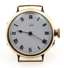 MAPPIN ROTHERHAMS 9CT GOLD EARLY 1930s ENGLISH MADE WRISTWATCH