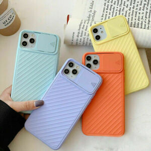 Camera Lens Protective Shockproof Silicone Case Cover For iPhone 11 Pro Max