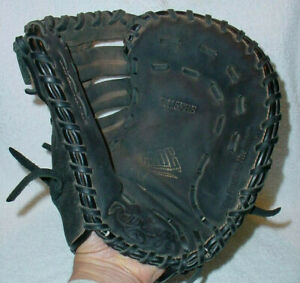 """Rawlings Renegade Youth R115FBB 11.5"""" First Base Glove / Broken In ~ Game Ready"""