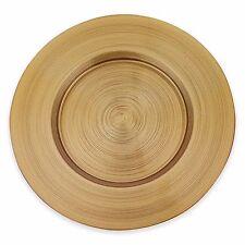 Badash - Arianna Charger Plate, Gold (D101)