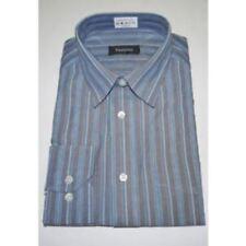 Camicie casual e maglie da uomo blu senza marca l
