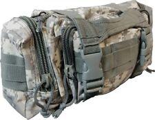 ELITE FIRST AID Rapid Response Bag STOCKED Tactical Medic Trauma Kit Bag ACU+