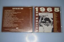 Exitos de 1965. CD-Album