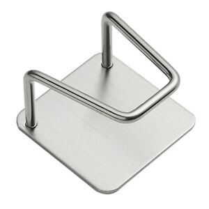 Schwamm Halter, Schwamm und Seifen Halter für Küchen Spüle, Edelstahl KüB