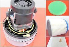 Wartung Reparatur Satz Filter Motor Turbine Hilti TDA-VC 30 40 60 repair kit set