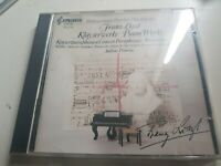 Franz Liszt: Piano Works (CD) Andreas Pistorius RARE