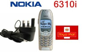 Nokia 6310i-Gold (Unlocked)- NEW CONDITION- 1 Years Warranty - Fast Dispatch