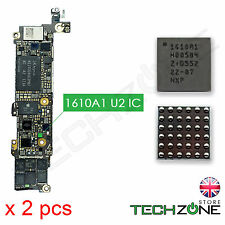 2 x U2 Charging IC 1610A1 for iPhone 5s 5c iPad Mini 2 iPad Air BGA Power IC
