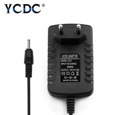 For Acer Iconia Tab A100 A500 Charger Power Adapter AC DC Charger 12V 1.5A EU 9