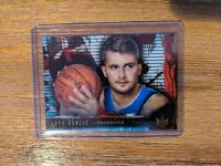 2018-19 Panini Court Kings #7 Luka Doncic Acetate Rookie Card RC Mavericks