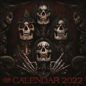 SPIRAL 2022 OFFICIAL CALENDAR 30X30 cm *FAST UK DISPATCH*