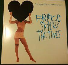 "PRINCE: SIGN OF THE TIMES (1987 12"" SINGLE US PRESSING) BONUS NON-ALBUM TRACK"