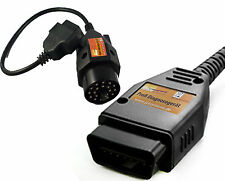 Diagnóstico set profesional OBD USB Interface KKL para BMW Mini vehículos edibias inpa 20