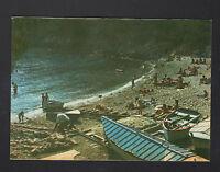 SAINT-CYR-sur-MER (83) RAMPE de mise à l'eau d'une BARQUE animée au PORT D'ALON