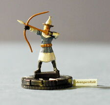 Heroclix The Hobbit Movie 2 Desolation of Smaug 005 Lake-Town Archer Common