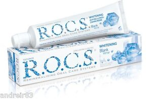 R.O.C.S. ROCS Whitening toothpaste 011