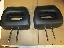 94 95 96 97 98 99 00 01 Acura Integra GSR BLACK Leather Headrests
