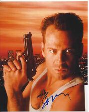 Bruce Willis Signed Autographed 8x10 Photo Die Hard G.I. Joe Exact Proof
