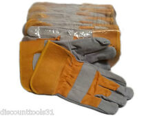 Pack of 20 SWP Heavy Duty Power Rigger Gloves EN 388 Hand Protection