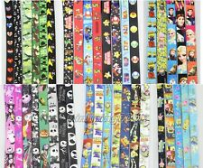 Pick Any 50 Pcs Cartoon Neck Straps Lanyards Mobile Phone,ID Card,Key NO DOUBLES