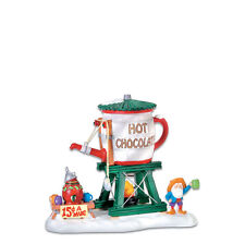 Dept 56 North Pole HOT CHOCOLATE TOWER Accessory D56 Village 56872 NEW