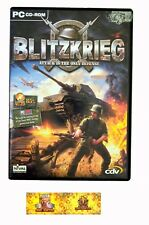 Blitzkrieg 1 Attack Is The Only Defense PC Game RTT RTS Strategy