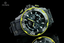 Invicta Men's 50mm Pro Diver Quartz Chronograph Silicone Strap Watch - 22309