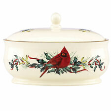 Winter Greetings Covered Dish by Lenox
