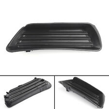 Front Bumper Fog Light Cover W/O FOG For 2007 2008 2009 Toyota Camry Driver Side