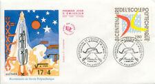 Enveloppe 1er Jour PALAISEAU 11/03/1994 200 ans école polytech. éd courbevoie