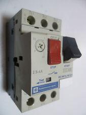 Telemecanique GV2-M08 Motor Starter Breaker  GV2M08 2.5A-4A 2.5Amp-4Amp 690v