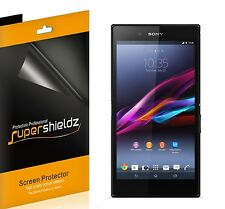3X Supershieldz HD Clear Screen Protector Film Guard For Sony Xperia Z Ultra