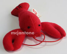LOOSE Dairy Queen DQ 1997 Ocean Friends LORENZO LOBSTER Crustacean Sml PLUSH Toy