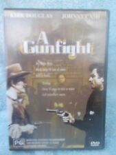 A GUNFIGHT JOHNNY CASH KIRK DOUGLAS DVD PG R4