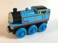 Thomas Wooden Train #1 Blue Tank Engine Learning Curve 2003