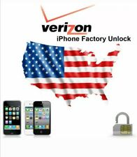 FACTORY UNLOCK Service VERIZON iPhone 5s,6,6s,7,8,X,XS,XR,11,Pro