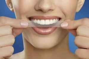 Blank Teeth - Teeth Whitening Strips - 2 Week Supply - Enamel Safe FAST DISP