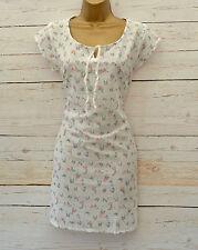 White Stuff Short Sleeve Casual Round Neck Dresses for Women