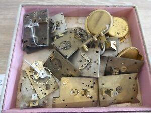 Vintage Platform Escapement Clock Parts incomplete parts