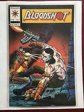 BLOODSHOT #2 (1993 VALIANT) NM X-O MANOWAR APP. HOT NEW MOVIE!