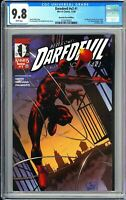 "Daredevil #v2 #1 CGC 9.8 WP 3724376023 ""Marvel Knights""Dynamic Forces Edition"