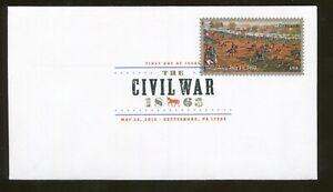 2013 Gettysburg Pennsylvania The Civil War Battle 1863 First Day Cover