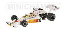 F1 McLaren Ford M23 J. Scheckter British GP 1973 1:18 Minichamps 530 731830 NEW