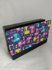 Nintendo Switch Dock Cover - Dock Sock- Screen Protector - Cartoon Cat Paw print