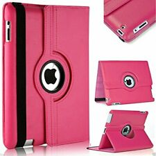 360Rotation Smart Leather Stand Case Cover For APPLE iPad 2 3 4 5 6 MINI PRO Air
